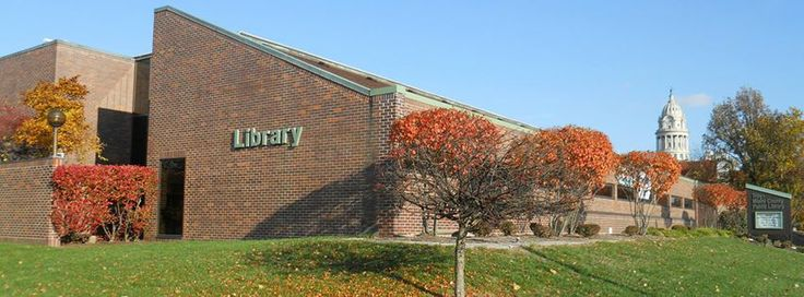 Troy miami county public library my hometown pinterest for Home ideas centre hobart