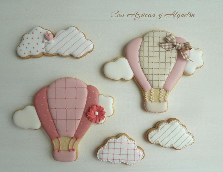 Hot Air Balloons - Cookie Connection