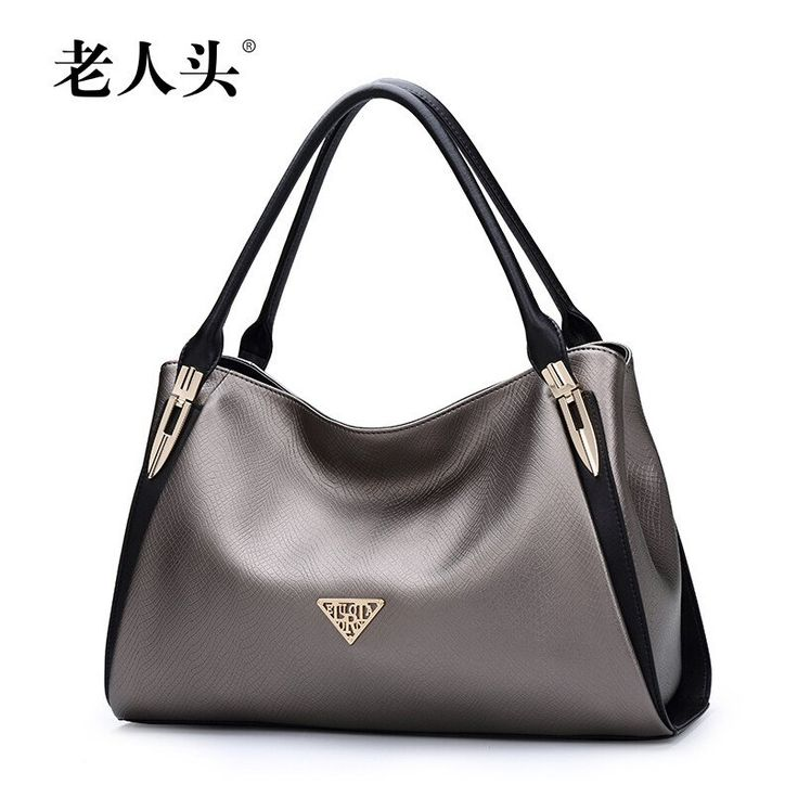 2017 New LAORENTOU quality  women bag famous brands fashion embossing women handbags shoulder cowhide Killer bag