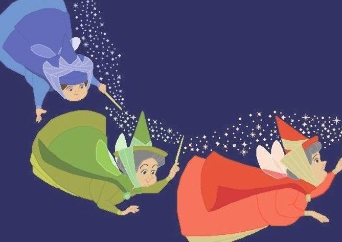 What Would You Rename Yourself And Why Sleeping Beauty Fairies