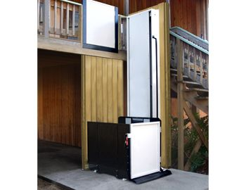 Los Angeles Trus T Lift Wheelchair Elevator Trusty Lifts Wheel Chair Porch  Trustylift