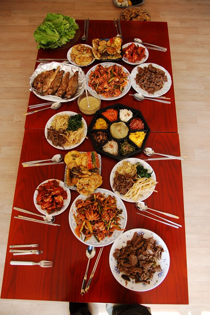 Lets Eat Korean Food: Photo