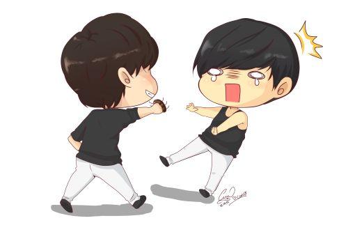 Soohyun & Kiseop
