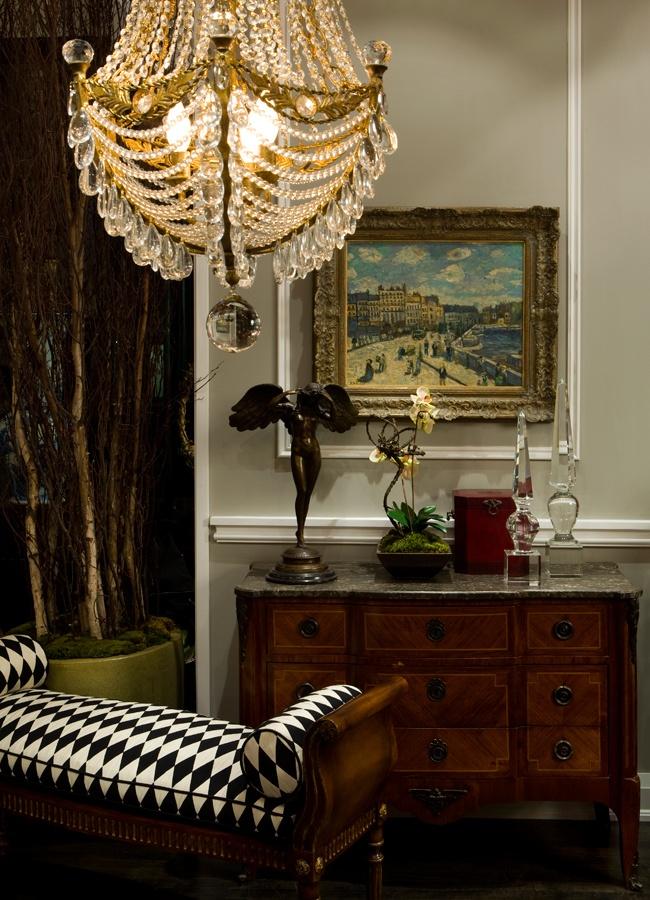 Dresser In Living Room Pinterest