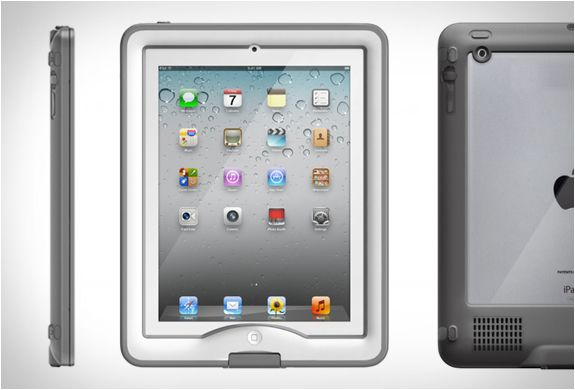 Needed for the IPAD 1 that will be down-cycled (given to 3 yr old) LIFEPROOF NUUD IPAD CASE