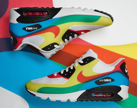 """Nike Sportswear """"What The Max?"""" CollectionShoes, 90 Hyperfuse, Style, Nike Sportswear, Colors, Nikeairmax, Air Max 90, Nike Air Max, Kicks"""