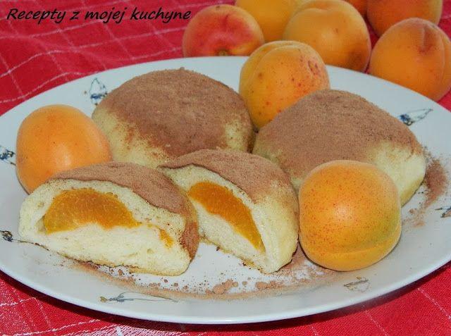 RECEPTY Z MOJEJ KUCHYNE: Parené buchty plnené ovocím