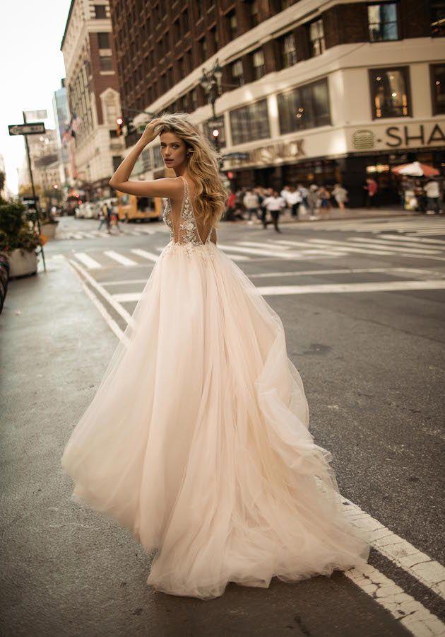Berta Wedding Dress Collection, Fall 2017