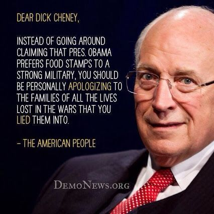 dick cheney meet the press iraq war 2016