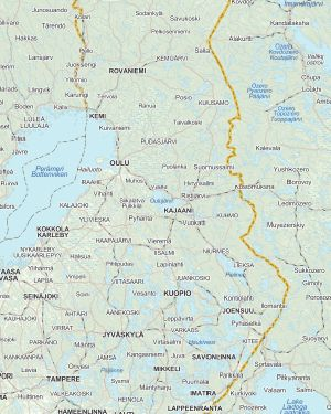 Excursionmap.fi - Metsähallitus