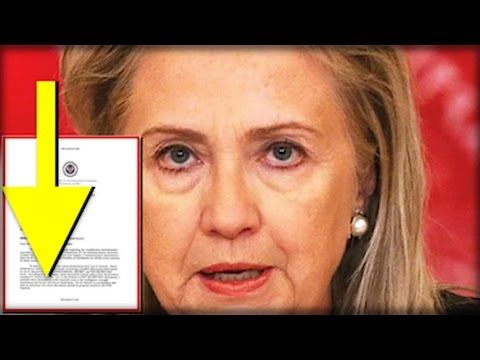 HILLARY IS DEAD: WHAT WAS FOUND IN THIS LEAKED EMAIL TIES HILLARY TO INTERNATIONAL TERRORISTS - YouTube 10/12/16