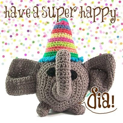 HAVE A SUPER HAPPY DIA!