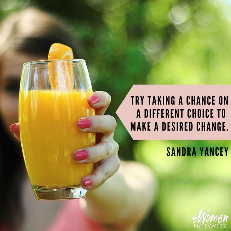 Sandra yancey quotes