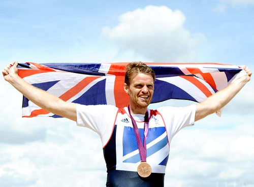 Team GB Medals 2012  21. Alan Campbell - BRONZE  (Rowing: Men's Single Sculls)