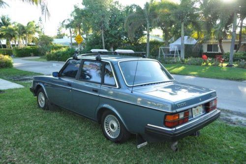 1984 Volvo 244