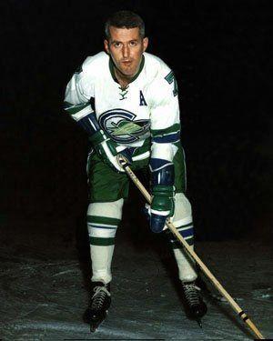 Billy Harris, California Seals, 1967-68.