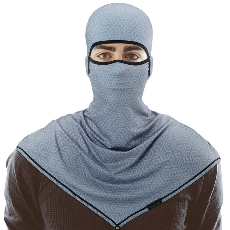 Balaclava - Windproof and Dust Face Mask Outdoor Motorcycling Balaclava Hood. HIGH QUALITY MATERIAL: Our balaclava is made of super elastic dobby fabric, soft material, will not tight and solid, more comfortable when you wear it, and it will not damage your skin. Even after you wash it many times, this balaclava will not fade and do not shrink. Lightweight and dry quickly. ONE SIZE FITS MOST PEOPLE: With a 4-way stretch design makes this balaclava fit any head, whether men or women…