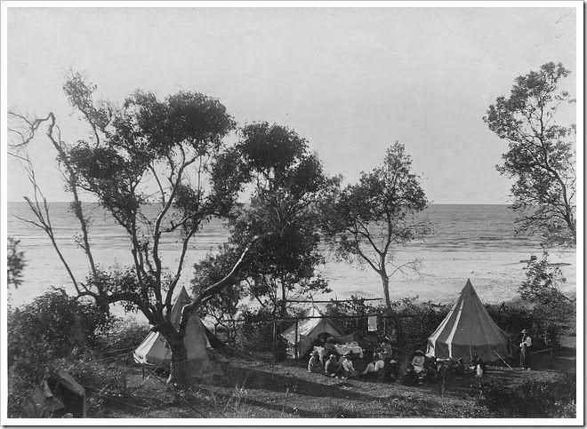 Burleigh Heads, Queensland, 1911