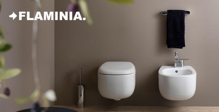Flamina Bonola by Jasper Morrison: lightness for the bathroom