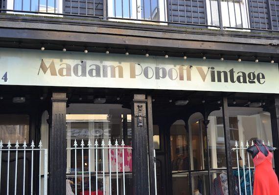 Madam Popoff Vintage, Margate