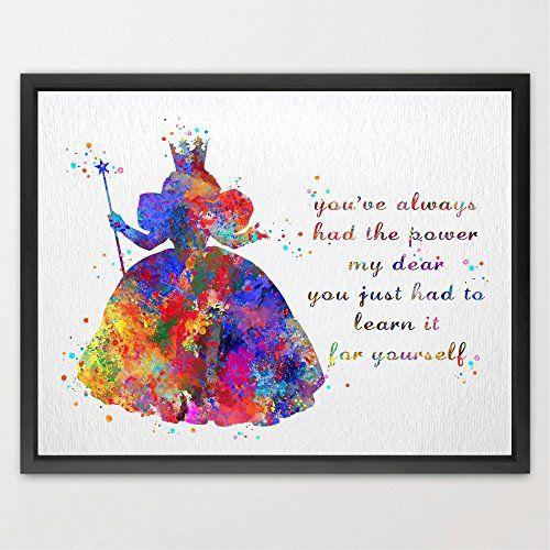 Dignovel Studios 8X10 Glinda the Good Witch Wizard of Oz ... http://www.amazon.com/dp/B01BXUOQTG/ref=cm_sw_r_pi_dp_PZBgxb0DNMBM9