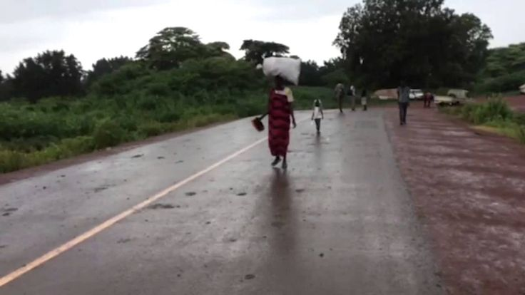 Ethiopia: Crossing the border from South Sudan