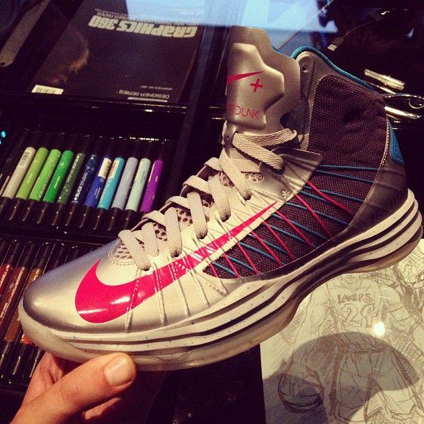 "Nike Lunar Hyperdunk+ ""South Beach"""