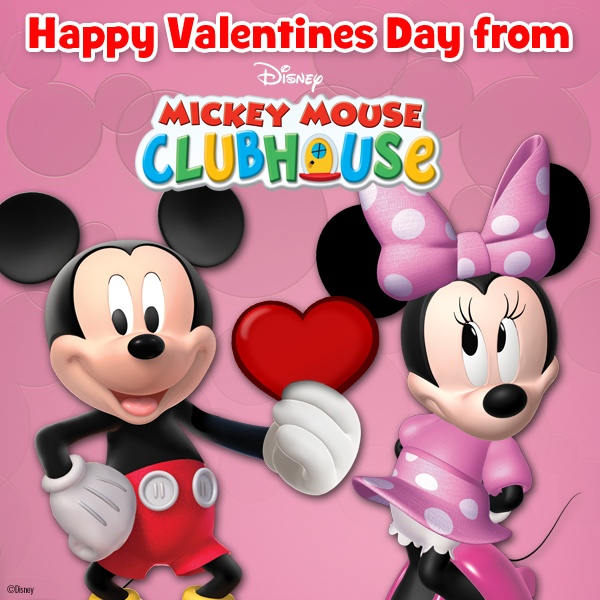 disney junior valentine cards