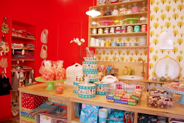 chez BOGATO tea room and kitchen utensils shop #Paris #shopping #tearoom