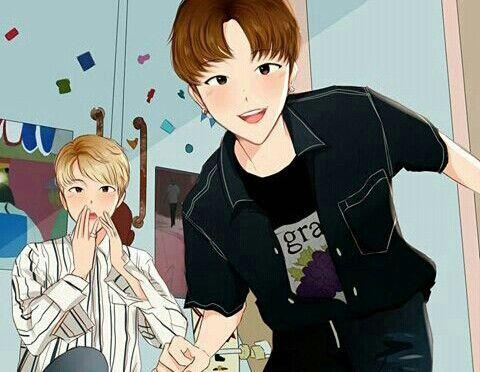 Jun8| JunHao| The8| Jun| Seventeen| Fanart | Seventeen ...