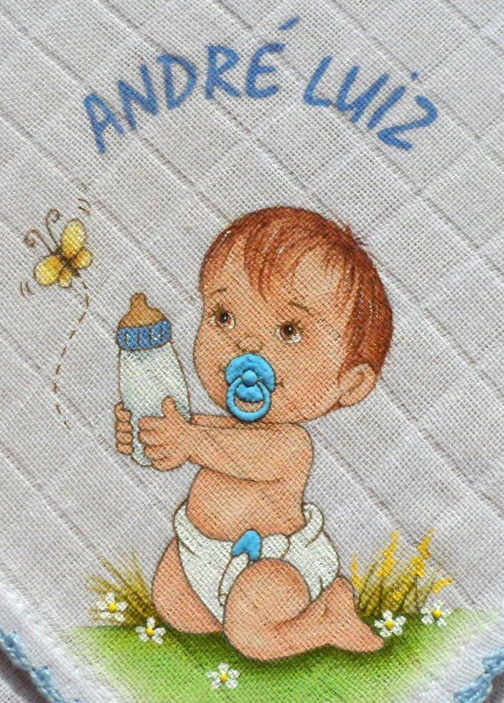 Pintura em tecido   fraldas   para bebês   para meninos