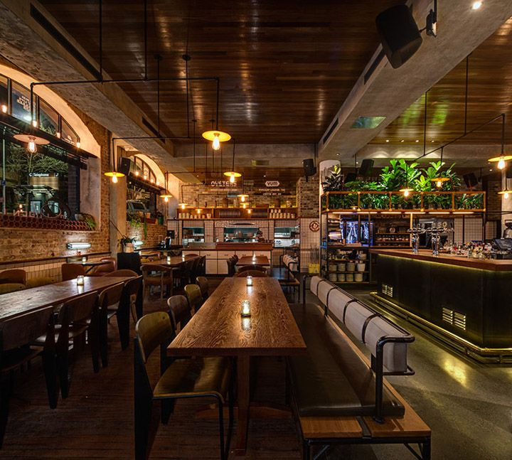 Morrison Bar Oyster Room By Akin Creative Sydney Restaurant