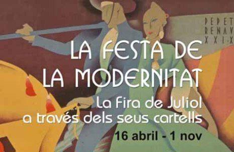 Exposición: La Fiesta de la Modernidad, La Feria de Julio a través de sus carteles - http://www.valenciablog.com/exposicion-la-fiesta-de-la-modernidad-la-feria-de-julio-a-traves-de-sus-carteles/