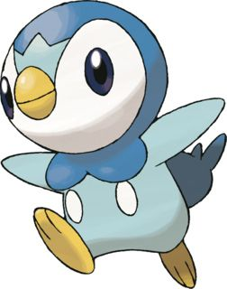 Piplup. Need I say more? It is more adorable than... than... I don't know, Piplup defines cuteness.