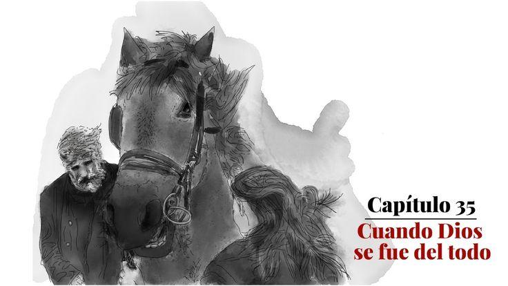 El caballo de Turín de Béla Tarr con János Derzsi, Erika Bók y Mihály Ko...