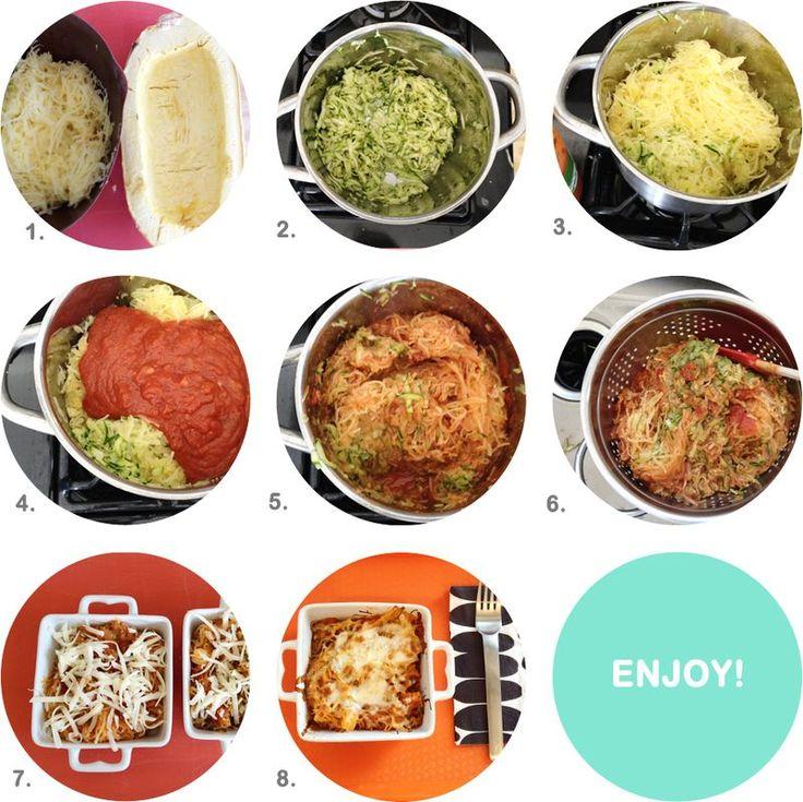 spaghetti squash casserole: Healthyeats Health, Clean Eating, Spaghetti Squash Casserole, Nutritionguide Healthyeats, Squash Casseroles