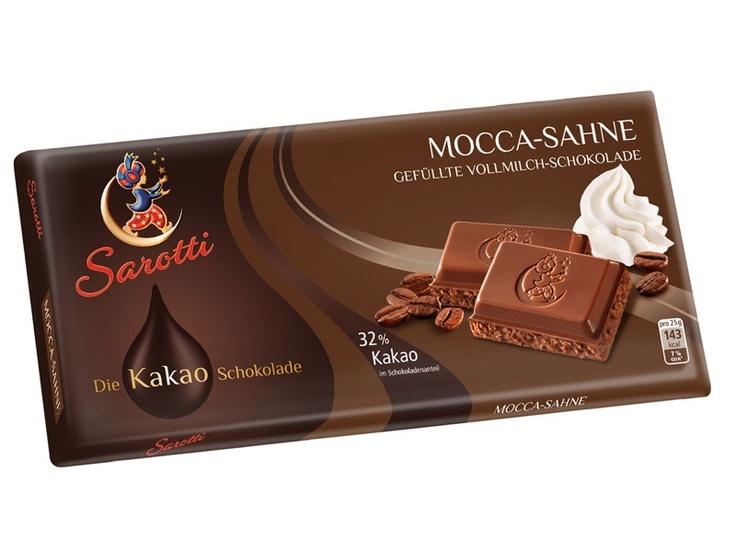 Sarotti Mocca-Sahne