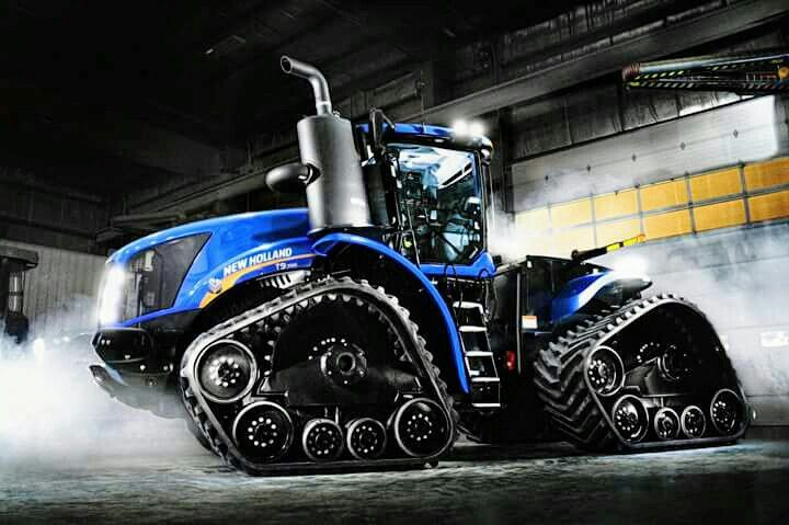 NEW HOLLAND T9 SmartTrax