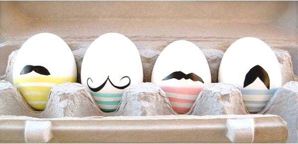 Homer Decoration- Easter Eggs Painting Ideas