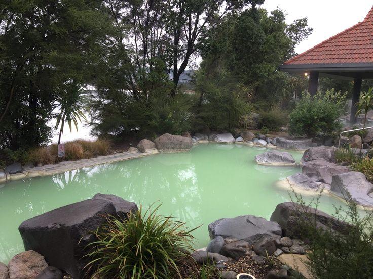 Solo Travel - Spa Weekend in Rotorua, New Zealand