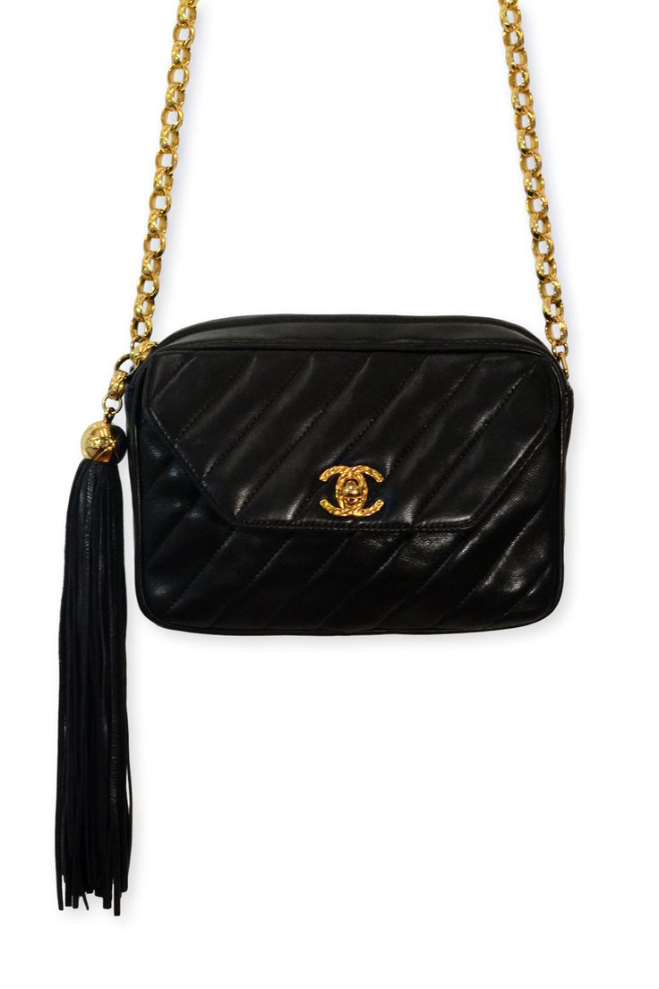 Chanel handbag superb vintage chanel bag vintage leather - Vintage Chanel Mini Quilted Purse