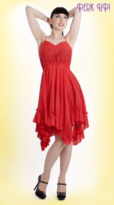 revamped 70's gypsy dress