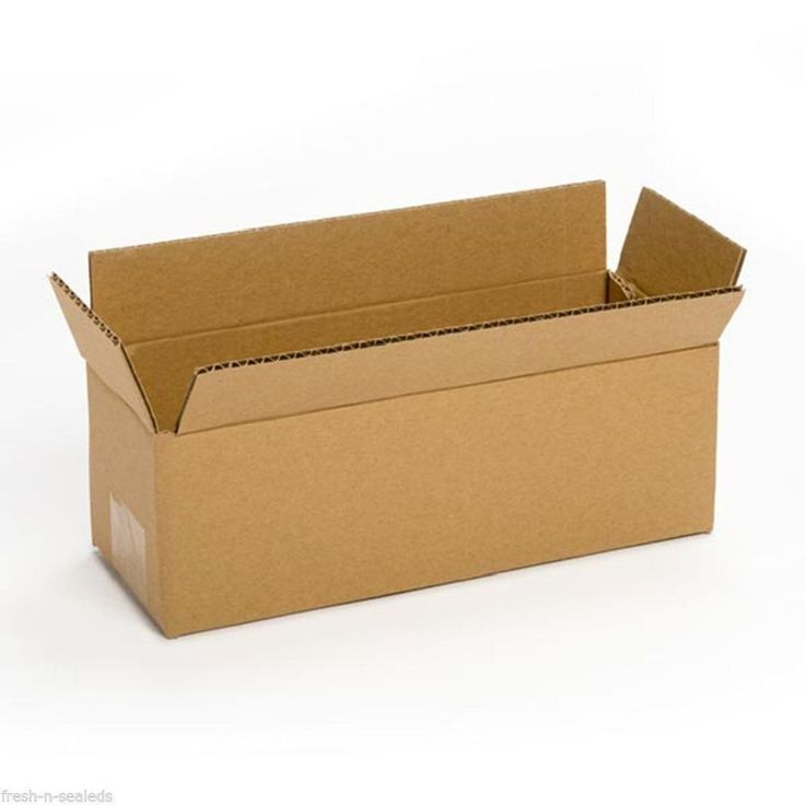 25 12x4x4 Cardboard Boxes Corrugated for Packing Shipping Moving & Storage. 100 percent recycled corrugated box for packing, shipping, and storing. 32 ECT grade for standard stacking performance. Made of single wall C flute corrugated fiberboard with standard kraft color. Note:For return policy in non product problem,customer has to response for shipping fee and 15% restore fee,And please return within 14 days.