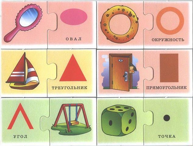 картинки ассоциации геометрические фигуры отгородит ваш