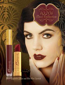 Besame Cosmetics Noir Red Lipstick   besame   Pinterest ...