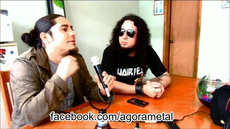 Eduardo Carrillo (Agora/Baterista) entrevista en Sound MOb Studios |Meta...