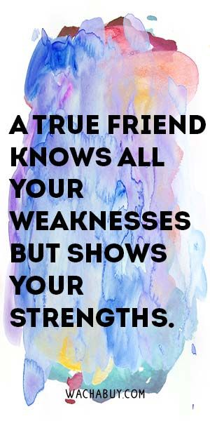 #quotes #inspiration / 25 Meaningful Quotes for Your Best Friend