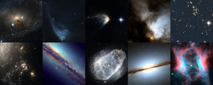 Hubble's Hidden Treasures, le più belle foto mai viste di Hubble - Focus.it