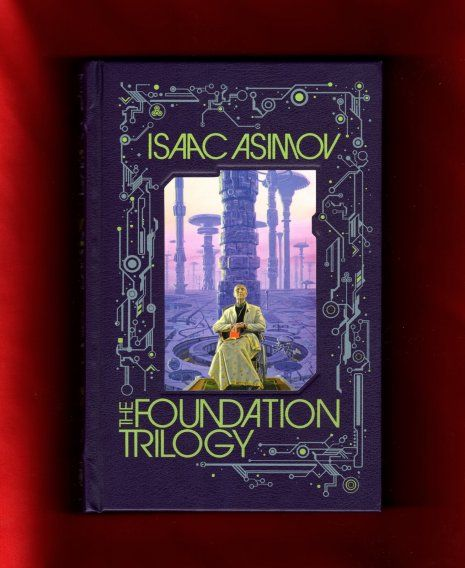 "Elon Musk: ""The Foundation Trilogy"" by Isaac Asimov"