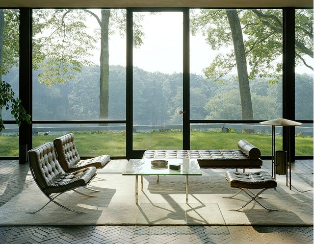 Barcalona Chair by Mies van der Rohe